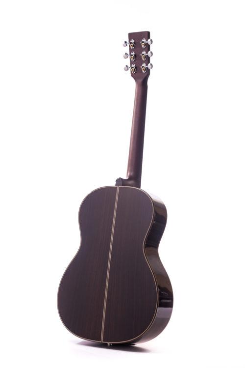Artist Rosewood Julia acoustic guitar - rear