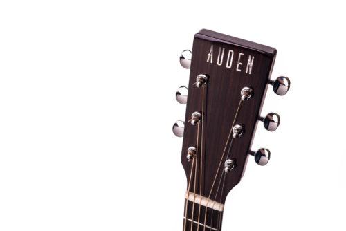 Artist Rosewood Julia acoustic guitar - head