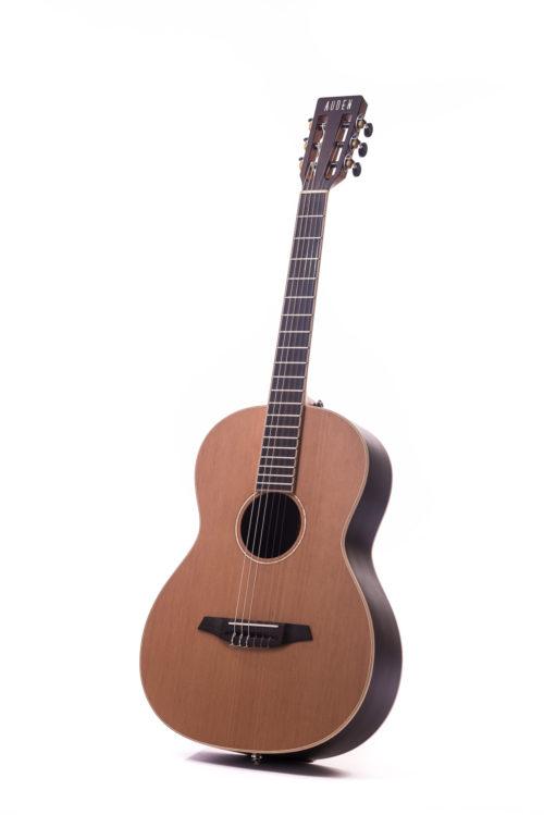 Special Julia Nylon Cedar acoustic guitar - front