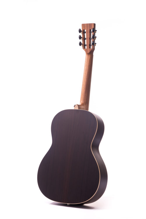 Special Julia Nylon Cedar acoustic guitar - rear